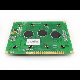 Display LCD gráfico 128x64 - WG-12864A-YYH-V#N - Winstar