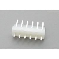 Conector KK JS-4001-06 Macho 180º passo 3.96mm 6 vias