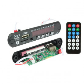 Placa MP3 USB – com Bluetooth - 010-0076