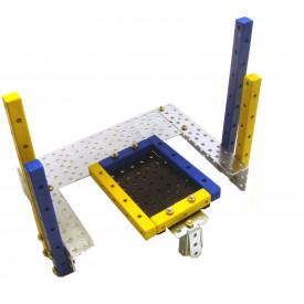 Estrutura mecânica para veículos 037 - Modelix