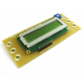 Módulo LCD para uso fácil com Microcontroladores 038 - Modelix