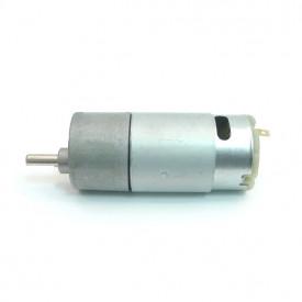 Motor com Redução 12V 83 RPM Cód. Motor 08