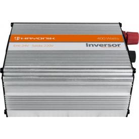 Inversor de Onda Modificada 24VDC/220V USB 400W - HAYONIK