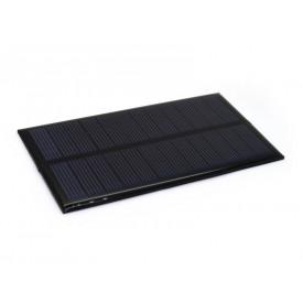 Mini placa solar 110x60mm  6v 1w -150mA - CNC110X60-6