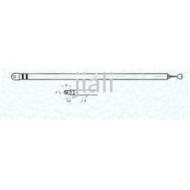 Antena JL71008 5 estágios 195mm a 833mm - JIALI