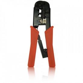 Alicate para Crimpar conectores RJ11 e RJ45 FT568R
