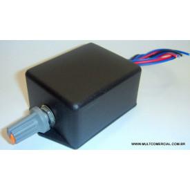 Controle de Velocidade para Motor DC de 6Vcc a 15Vcc até 3A - PWM
