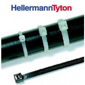 Abraçadeira Insulok Hellermann T18R 100x2,5mm Natural Pacote com 100 Peças