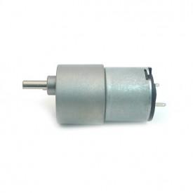 Motor com Redução 12V 3 RPM Cód. Motor 13