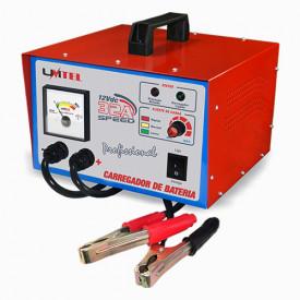Carregador de Bateria Speed Profissional 12Vdc - 32A - CB51232 - Unitel