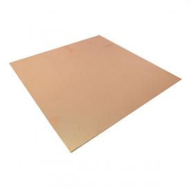 Placa de Fibra de Vidro Face Simples 15x15 cm