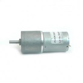 Motor com Redução 12V 34 RPM Cód. Motor 15.B