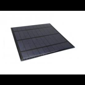 Mini Placa Solar 165x165mm - 5V 840MA - CNC165X165-5