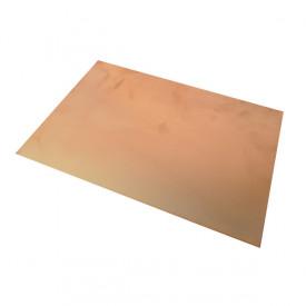 Placa de Fibra de Vidro Dupla Face 20x30 cm