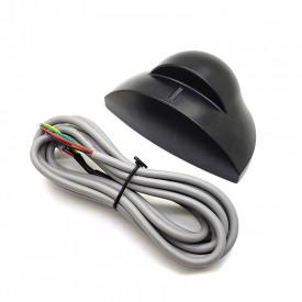 Sensor De Porta 24.125GB AC/DC12-36V Preto 121X80X51MM(RADAR)