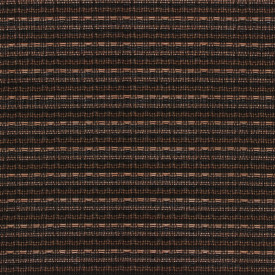 Tecido Ortofônico Preto e Marrom Padrão 203-1-4 - Largura 1,30m
