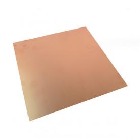 Placa de Fibra de Vidro Dupla Face 20x20 cm