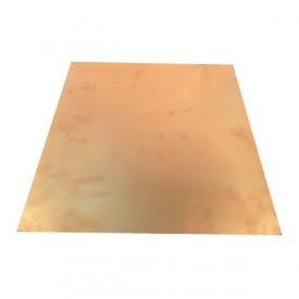 Placa de Fibra de Vidro Dupla Face 30x30 cm