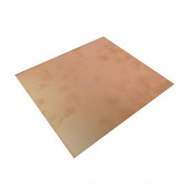 Placa de Fibra de Vidro Dupla Face 15x15 cm