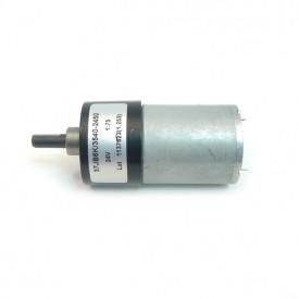 Motor com Redução 24V 66 RPM Cód. Motor 27