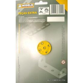 Polia de 30mm - Modelix - Embalagem Com 2 Peças