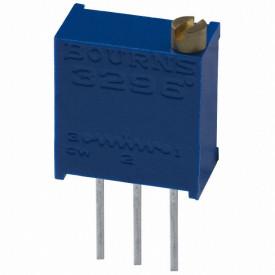 Trimpot Vertical 25 voltas 3296W 500R Ω