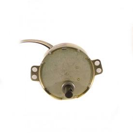 Motor AC 3 RPM em 127VAC ou 3.6 RPM em 220VAC com Redução - Cód. Motor 33