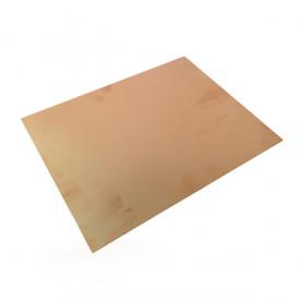 Placa de Fibra de Vidro Dupla Face 15x20 cm