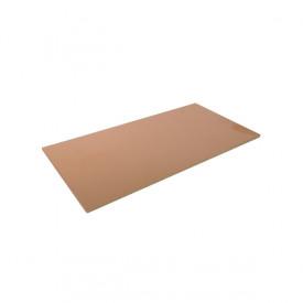 Placa de Fenolite Face Simples 5x10 cm