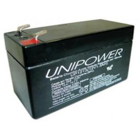 Bateria Chumbo-Ácida Regulada por Válvula (VRLA) UP1213 (12V 1.3Ah)