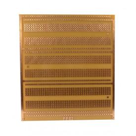 Placa Padrão Trilha PP-02 11X12.5 cm