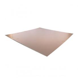 Placa de Fenolite Face Simples 40x40 cm