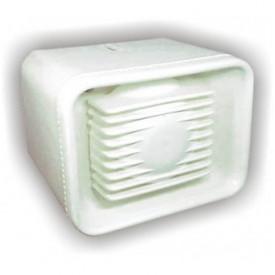 Sirene Piezoelétrica para uso interno Autoalimentada e Recarregavel DNI4201 - 12V - DNI