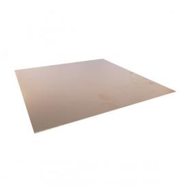 Placa de Fenolite Face Simples 30x30 cm