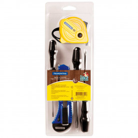 Kit de ferramentas 5 peças 43408500 - Tramontina