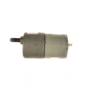 Motor com Redução 12V 33 RPM Cód. Motor 46