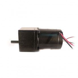 Motor com Redução 24V 21 RPM - Cód. Motor 52