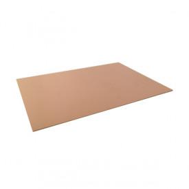 Placa de Fenolite Face Simples 10x15 cm