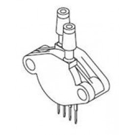 Sensor de pressão MPX4250AP 6-pin - Cód. Loja 2940 - Motorola