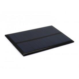 Mini placa solar 60x90mm  5v -150mA - CNC60X90-5