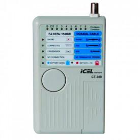 Testador de Cabos CT-350 - Icel Manaus