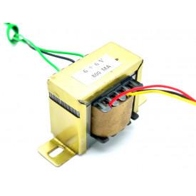 Transformador de Tensão 127/220V para 9V+9V 800mA
