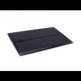 Mini Placa Solar 110x69mm 5v 250mA - CNC110X69-5v