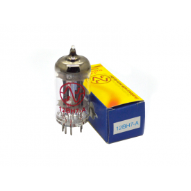 Valvula Duplo Triodo 12BH7-A 9 pin - JJ Tesla