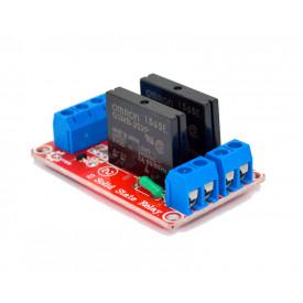 Módulo Rele 5v SSR 2 Canais para Arduino - GC 146