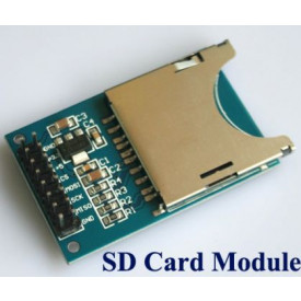 Adaptador para cartões SD Compatível com Arduino - GC-38