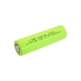 Bateria Recarregável BAP-18650 3,7v 2000 mAh