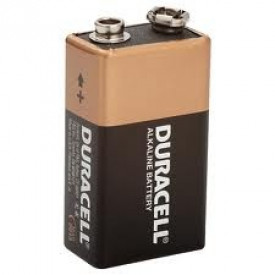 Bateria de 9V Duracell