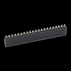 Barra de Pinos BCI021-1E - 21vias - Passo 2.54mm