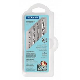 Jogo de brocas para concreto 43408/510